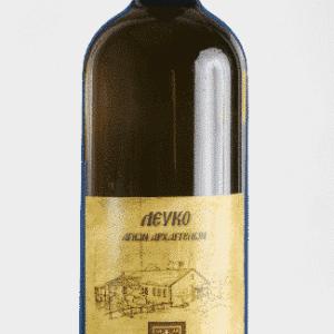 Λευκό Αγιορείτικο κρασί