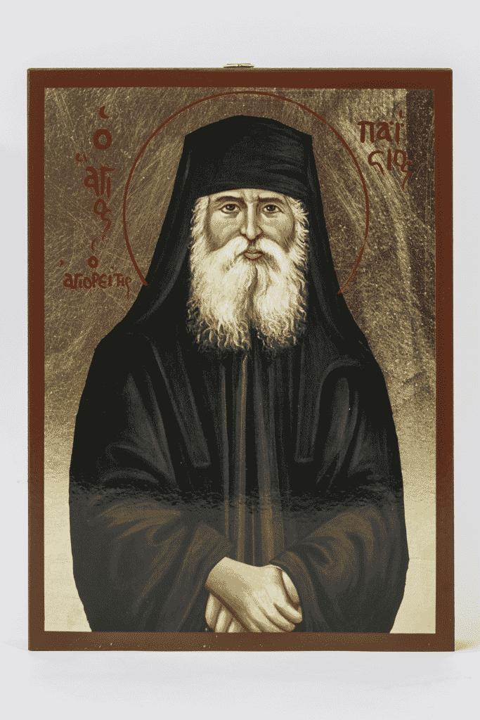 Εικόνισμα Αγίου Παϊσίου