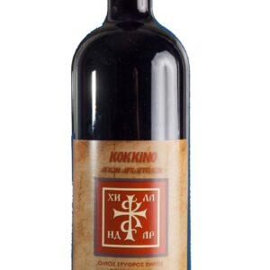 Αγιορείτικο κόκκινο κρασί
