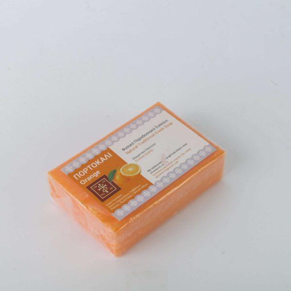 Παραδοσιακό Σαπούνι με πορτοκάλι