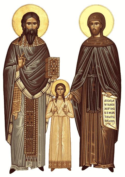 Προσευχή στον Άγιο Ραφαήλ