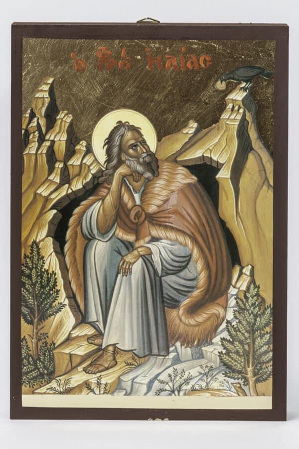 Προφήτης Ηλίας Εικόνα