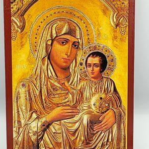 Παναγία Ιεροσολυμίτισσα εικόνα